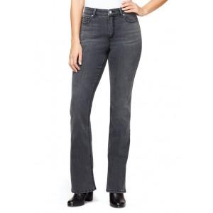 Gloria Vanderbilt Women's Mid Rise Bootcut Jeans