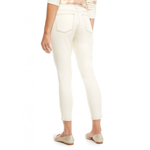 New Directions® Women's Ankle Length Skinny Jeans