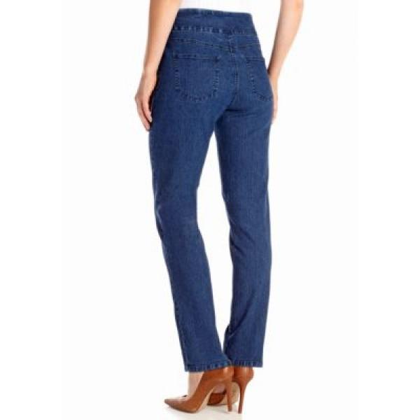 Ruby Rd Key Item Pull-On Jean Pant