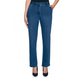 Ruby Rd Women's Casual Cool Super Soft Stretch Jeans