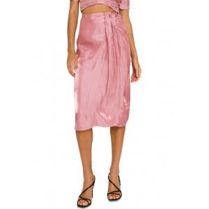 Endless Rose Metallic Effect Skirt