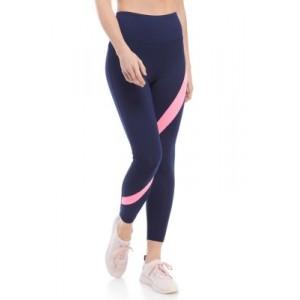 Crown & Ivy™ Women's Contrast Stripe Leggings