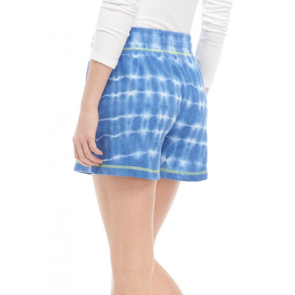 Crown & Ivy™ Women's Printed Terry Shorts
