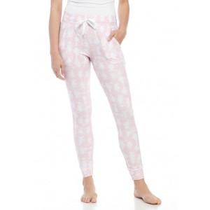 Jaclyn Intimates Printed Jogger Pajama Pants