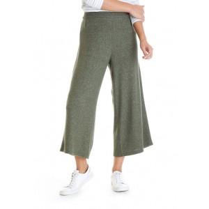 Sharagano Women's Hacci Knit Pants