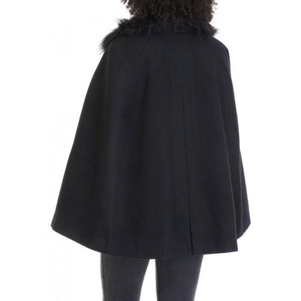 Crown & Ivy™ Women's Cape Sleeve Jacket