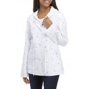 Kim Rogers® Women's Printed Anorak Jacket
