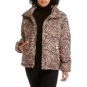 Me Jane® Junior's Puffer Jacket