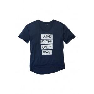 New Directions® Studio Women's Loose Graphic T-Shirt