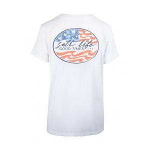 Salt Life Women's Short Sleeve T-Shirt