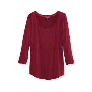THE LIMITED Women's 3/4 Sleeve Top