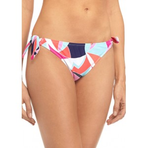 Cabana by Crown & Ivy™ Sea Side Life Hipster Swim Bottoms