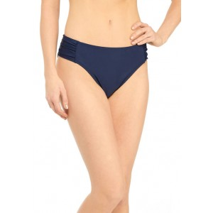New Directions® Solid Hipster Swim Bottoms