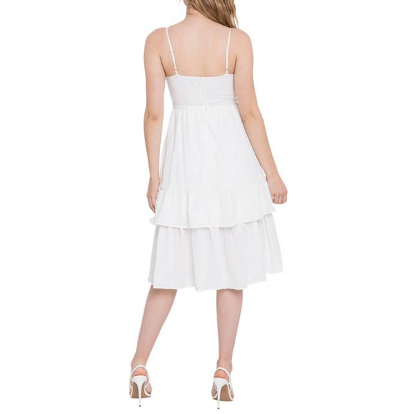 Endless Rose Women's Two Tiered Dress