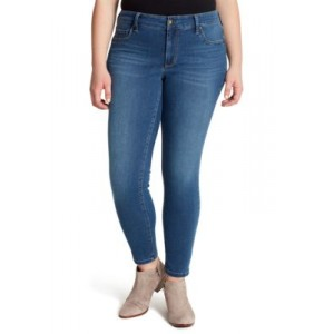 Jessica Simpson Curvy Kiss Me Super Skinny Faux Pocket Jeans