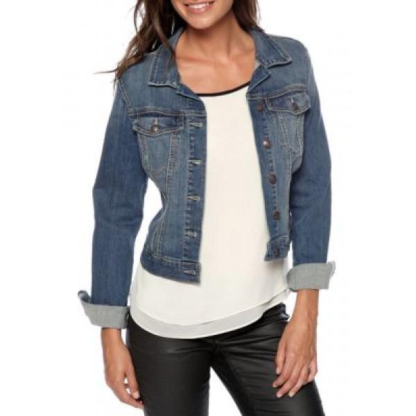 Jessica Simpson Pixie Denim Jacket