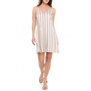 Madison Women's Button Cami Dress