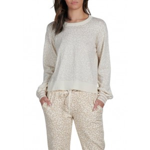 Sanctuary Barely Leopard Sweater