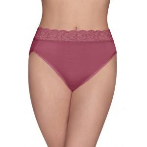 Vanity Fair® Flattering Lace High Cut Panty
