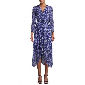 Anne Klein Women's V-Neck Dress