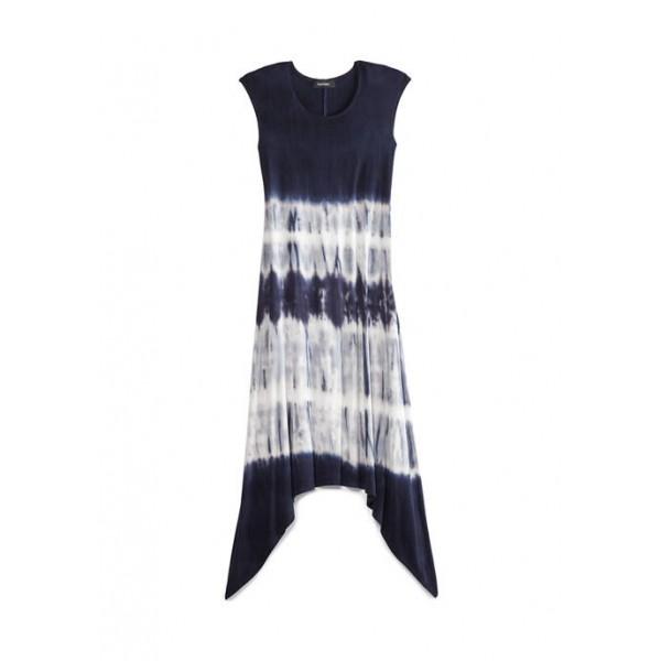 Karen Kane Women's Handkerchief Hem Dress