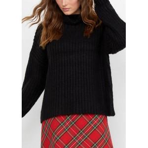Karen Kane Women's Mock Neck Pullover Sweater