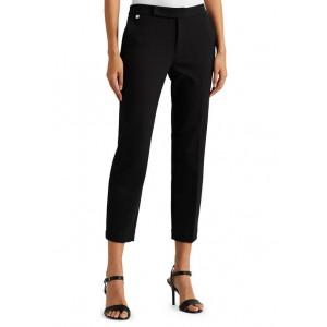 Lauren Ralph Lauren Stretch Ponte Straight Pants