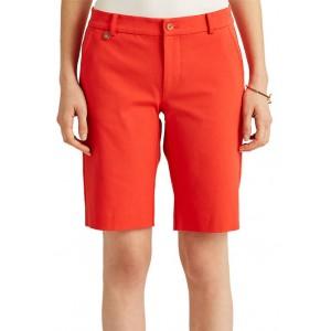 Lauren Ralph Lauren Women's Bi Stretch Twill Shorts