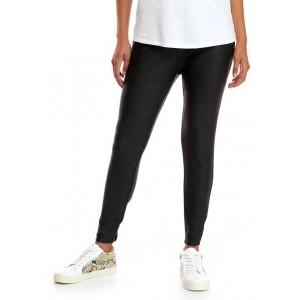 Crown & Ivy™ Women's Faux Leather Leggings