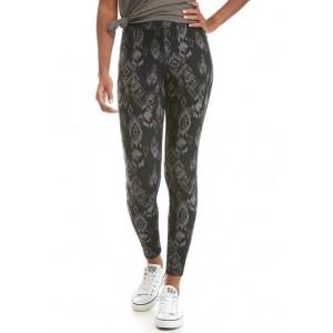 New Directions® Women's Yummy Full Length Leggings