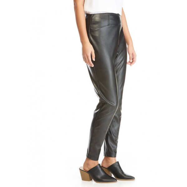 THE LIMITED Women's Faux Leather Leggings