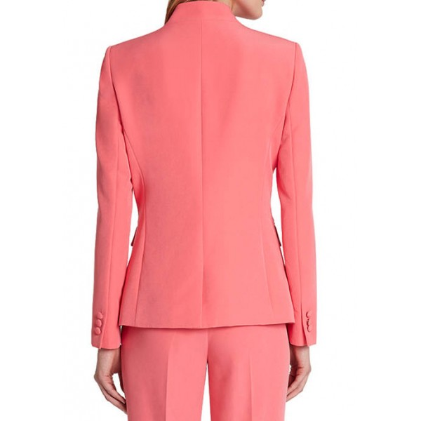 Tahari ASL Women's Faux Double Breasted Jacket