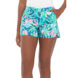 Lilly Pulitzer® Women's Ocean Printed Shorts