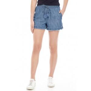 Wonderly Ruffle Hem Shorts