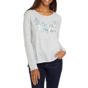 Ocean & Coast® Long Sleeve Graphic T-Shirt