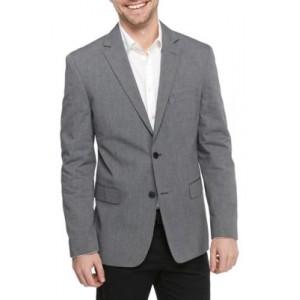 Saddlebred® Solid Chambray Sport Coat