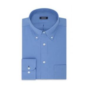 IZOD Regular Fit All Over Stretch Dress Shirt