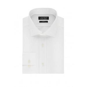 Lauren Ralph Lauren UltraFlex Slim Fit Stretch Solid Dress Shirt