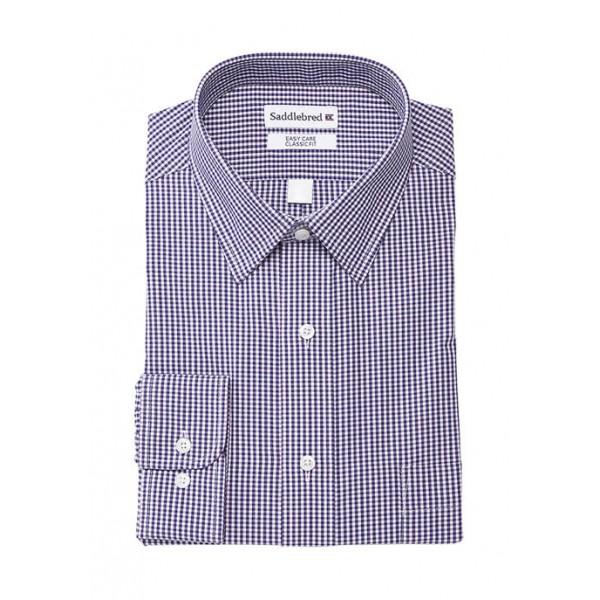 Saddlebred® Regular Stretch Button Down Shirt