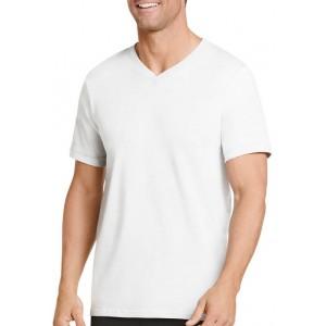 Jockey® Classic V-Neck T-Shirt - 3 Pack