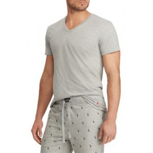 Polo Ralph Lauren Classic Fit V-Neck 3-Pack