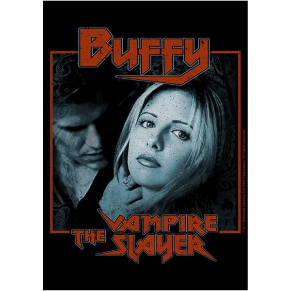 Buffy the Vampire Slayer Buffy the Vampire Slayer Buffy Graphic Fleece Hoodie