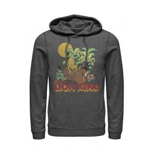 Disney® Lion King Jungle Play Graphic Fleece Hoodie
