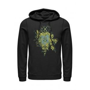 Harry Potter™ Harry Potter Beauxbatons Crest Fleece Graphic Hoodie