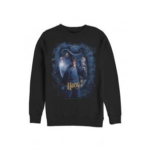 Harry Potter™ Harry Potter Chamber Harry and Sword Crew Fleece Graphic Sweatshirt