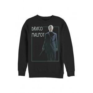 Harry Potter™ Harry Potter Draco Father Crew Fleece Graphic Sweatshirt