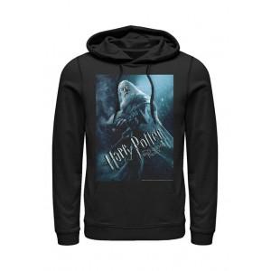 Harry Potter™ Harry Potter Dumbledore Poster Fleece Graphic Hoodie