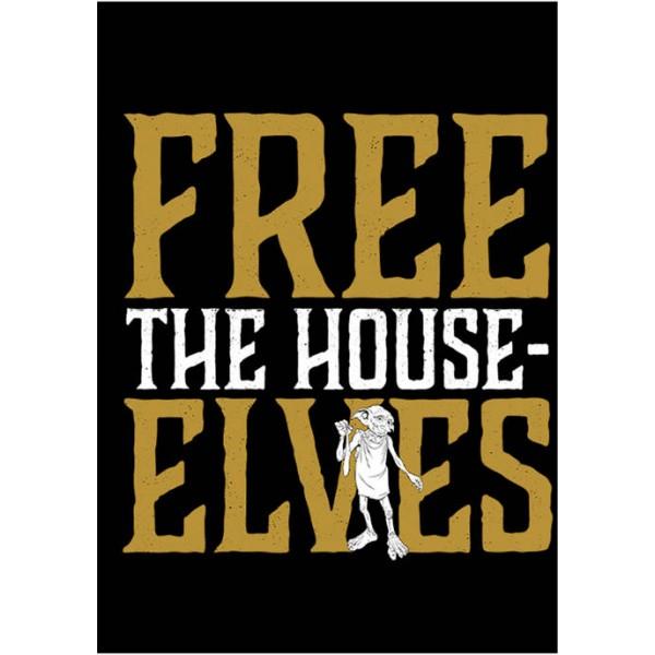 Harry Potter™ Harry Potter Free House Elves Crew Fleece Graphic Sweatshirt