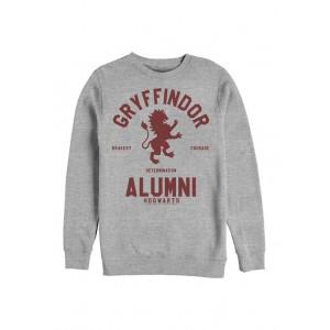 Harry Potter™ Harry Potter Gryffindor House Alumni Crew Fleece Graphic Sweatshirt