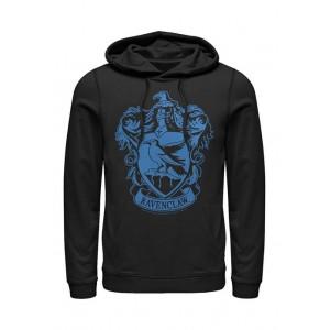 Harry Potter™ Harry Potter Simple Raven Fleece Graphic Hoodie